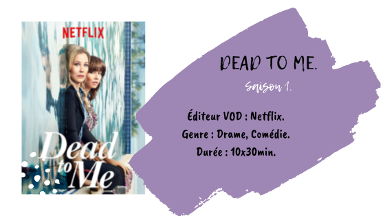 dead to me 1-2