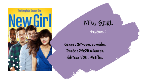 new girl saison 1-2